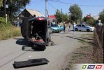 Авария на перекрестке Советская-Свердловская. Есть пострадавщие