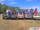 Гайчане приняли участие в экстрим-фестивале «#Отжигаем»