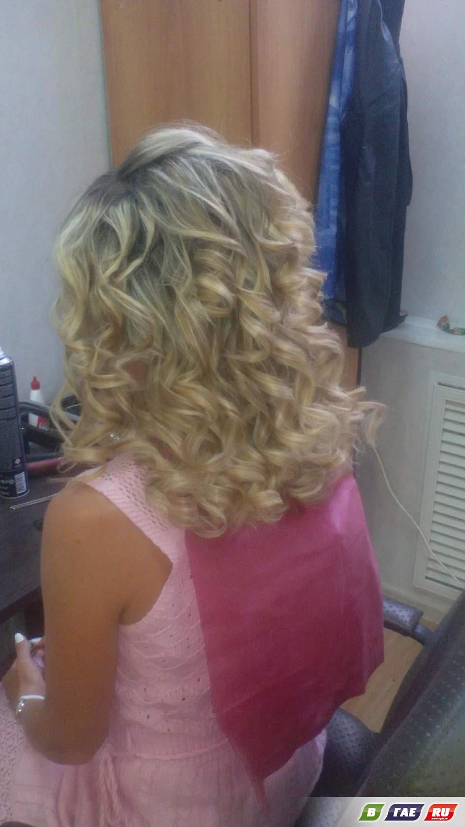 В парикмахерской «Клеопатра» до конца текущего года проводятся акции