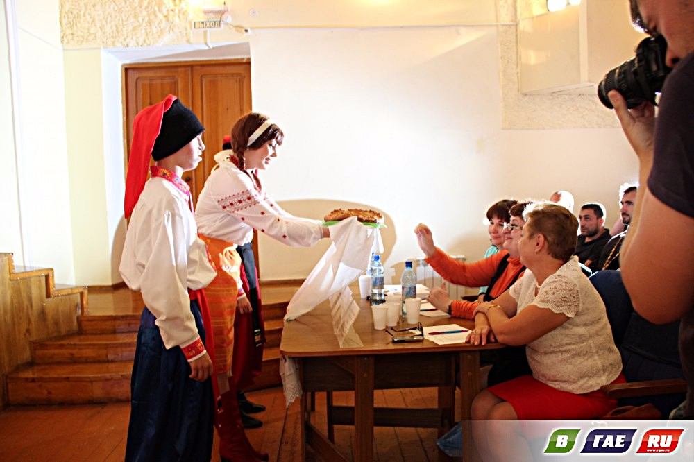 Фестиваль национальных культур в Гае. Фото, видео