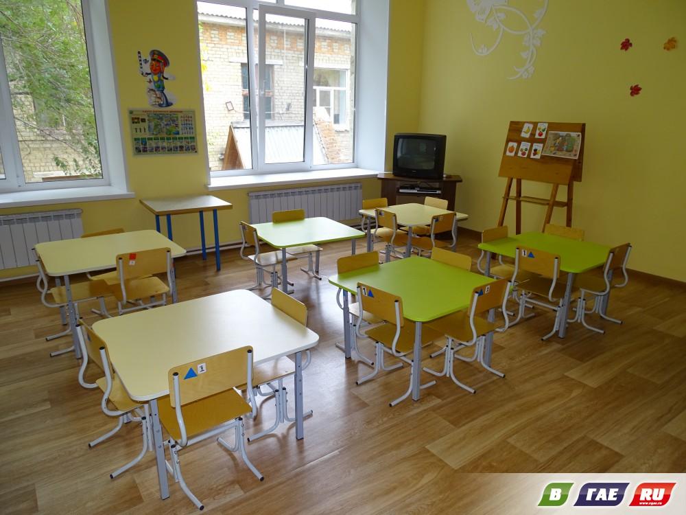 Свыше миллиона рублей направил комбинат на ремонт группы в детском саду