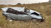 Неподалёку от Гая погиб водитель