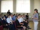 Гайским школьникам рассказали о профессии судьи