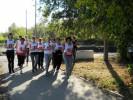 Работники Гайского городского суда сдают нормативы комплекса ГТО