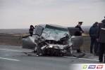 Пассажир Toyota  жив, но находится в коме