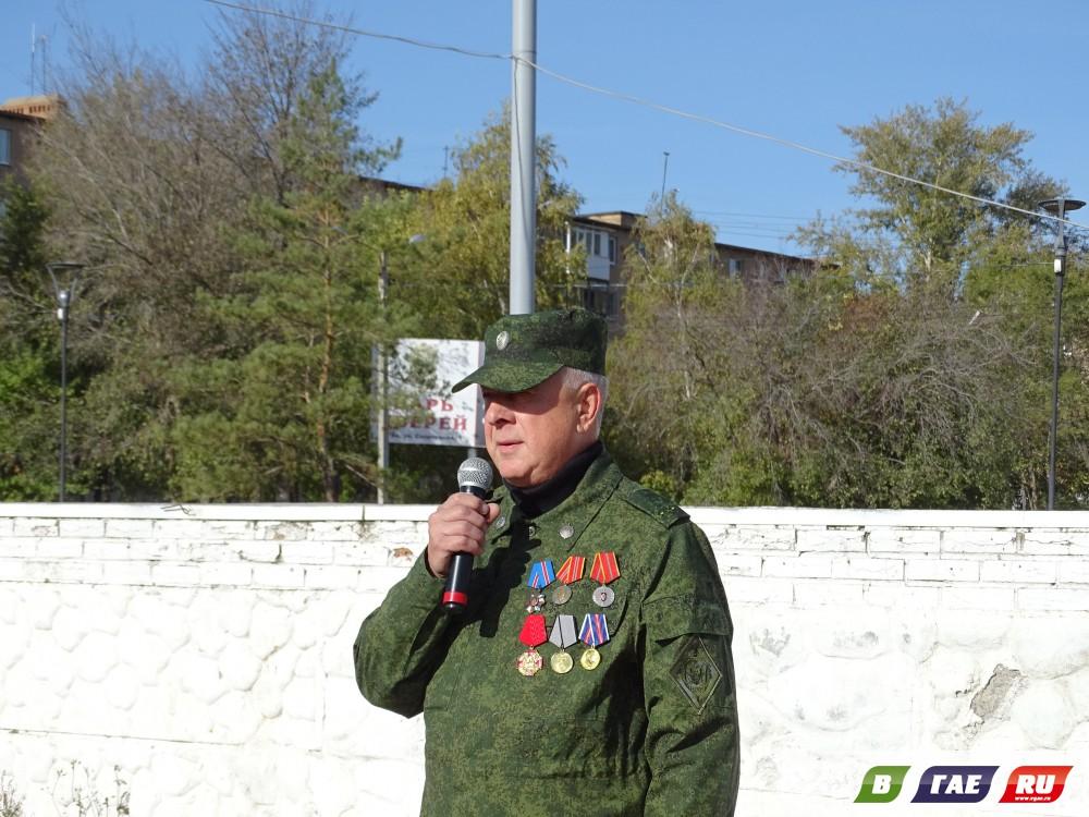Ветераны ФСБ  и «Бессмертный полк» организовали в Гае увлекательный квест