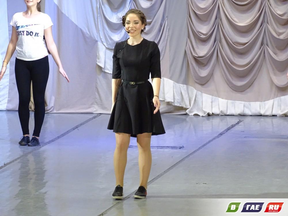 «Мисс Золотая осень - 2017» - Ангелина Родионова