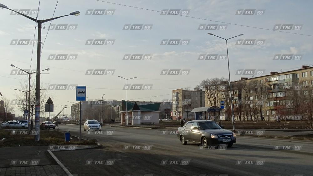 Детская площадка появляется в сквере на ул. Орской