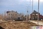 49 опор для освещения устанавливают в сквере на ул.Орской