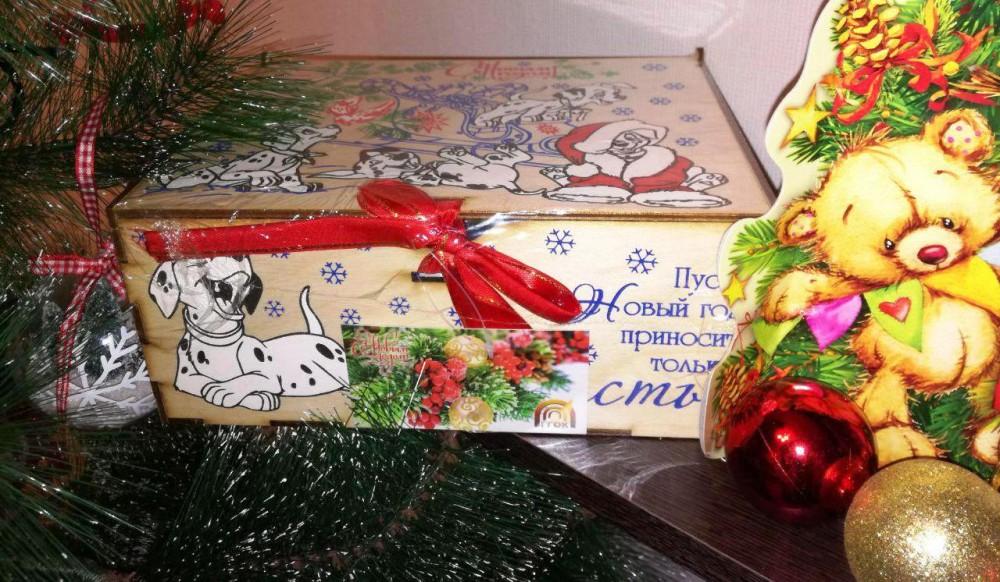 Гоковский Дед Мороз одарит детей на 4 миллиона рублей