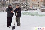 Ледяных фигур на  новогодней площади не будет