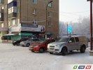 Парковка против такси