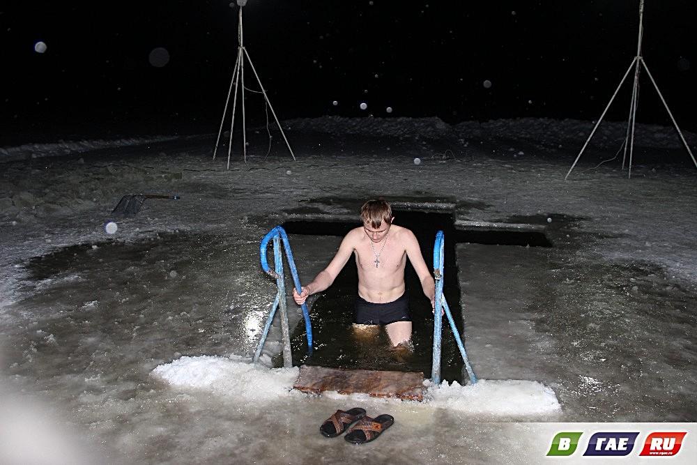 Крещенское купание - 2018
