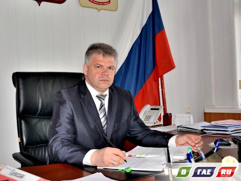 Задай вопрос главе администрации Олегу Папунину