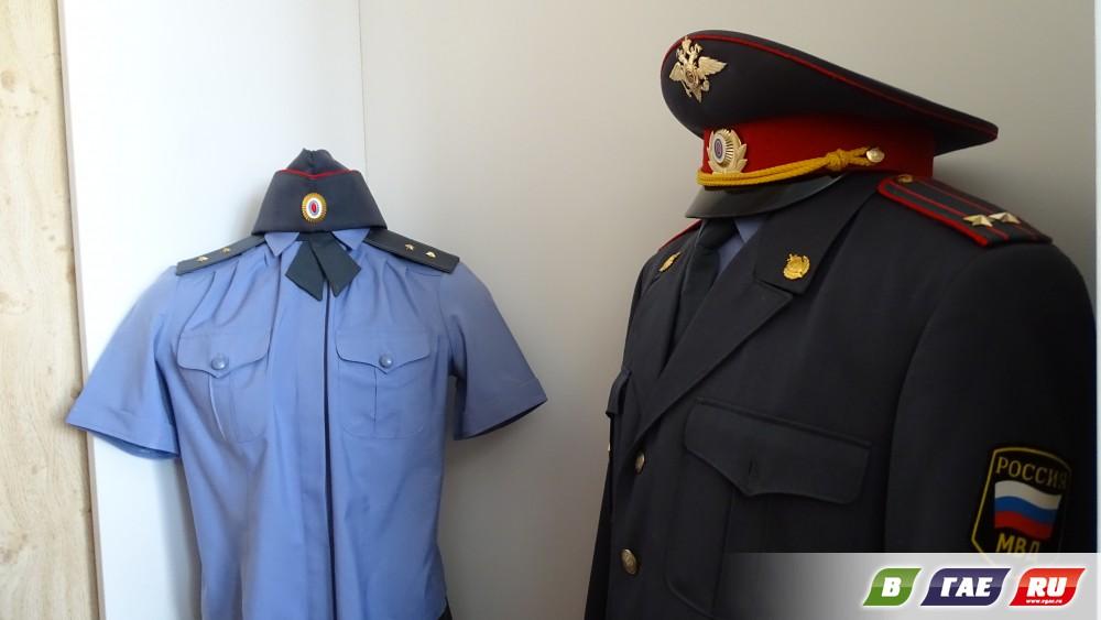 В полиции нашлись музейные экспонаты
