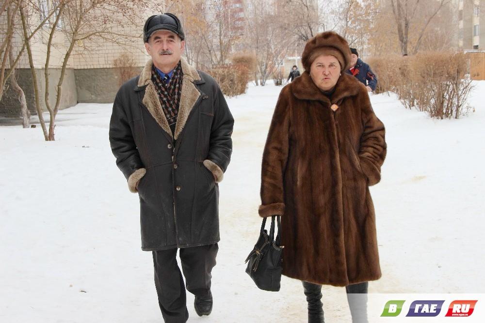 Гайчане выбирают президента России