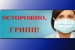 В Оренбургской области эпидемия гриппа и ОРВИ