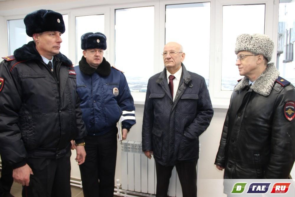 Торжественно открылся пост ДПС на трассе Орск-Оренбург