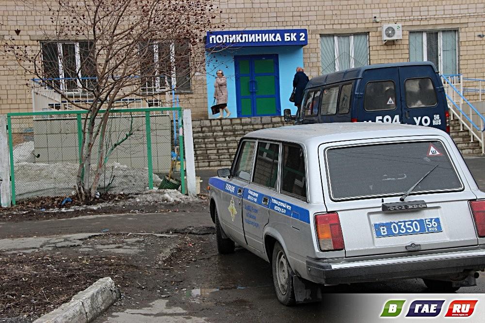 Закурил возле больницы -  штраф 500 рублей
