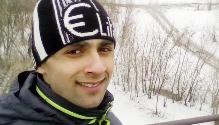 Воспитанник детдома Андрей Симонов ищет родных