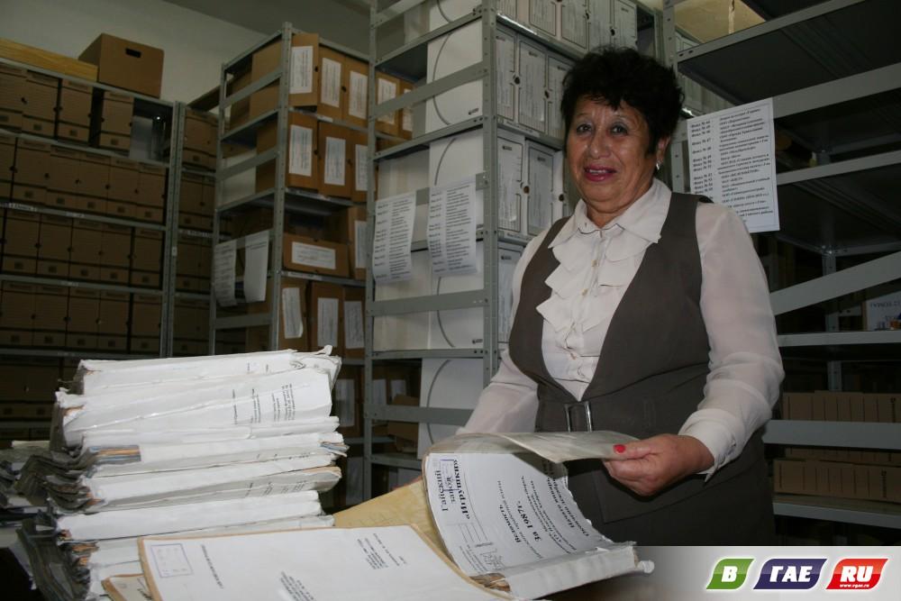 Халиловский район давал  эвакуированным кров и работу