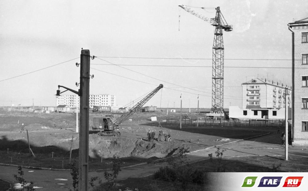 900 человек уволились с Гайского ГОКа по собственному желанию в 1961 году