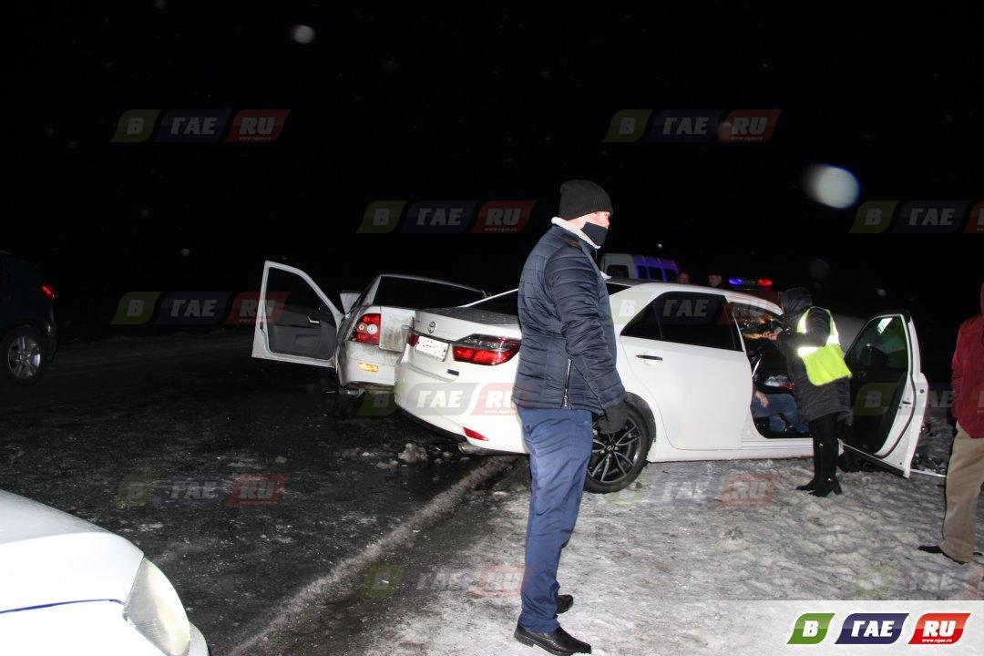 ДТП: две смерти на 6 километре трассы Гай-Орск